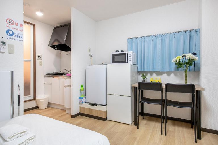 Uhome Tabata Apartment 201, Kita