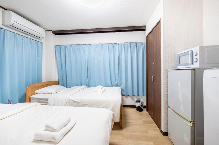 Uhome Tabata Apartment 202, 4mn by train to Ueno, Kita