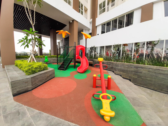 Exclusive Studio Silk Town Apartment By Travelio, Tangerang