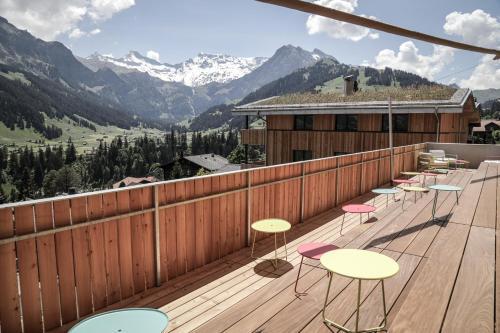 Revier Mountain Lodge Adelboden, Frutigen
