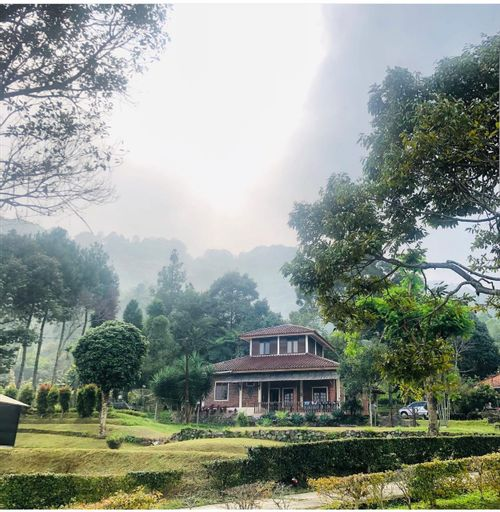 Villa Lingga Puncak 4BR, Bogor
