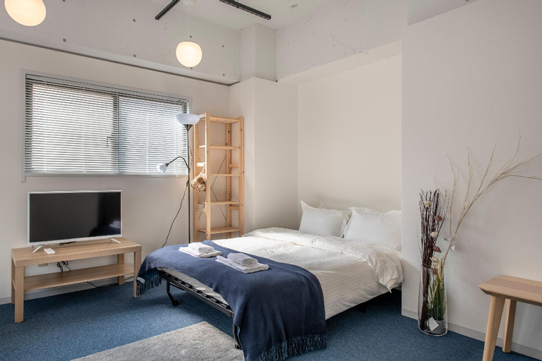 Uhome Asakusabashi Apartment  3F, Taitō