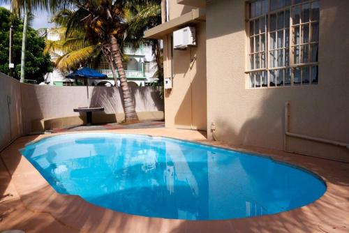 Apartment with 3 bedrooms in TrouauxBiches with shared pool furnished balcony and WiFi 1 km from the,