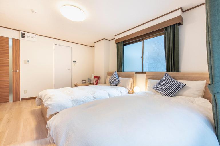 Uhome Ueno Apartment 4F, Taitō
