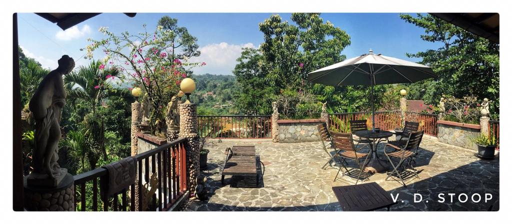 Villa van der stoop, Bogor