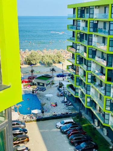 Apartament Sim Seaside Beach Resort, Navodari