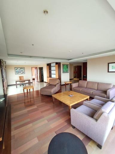 3BR Ekslusif Grand Setiabudi Apartment By BIRD, Bandung