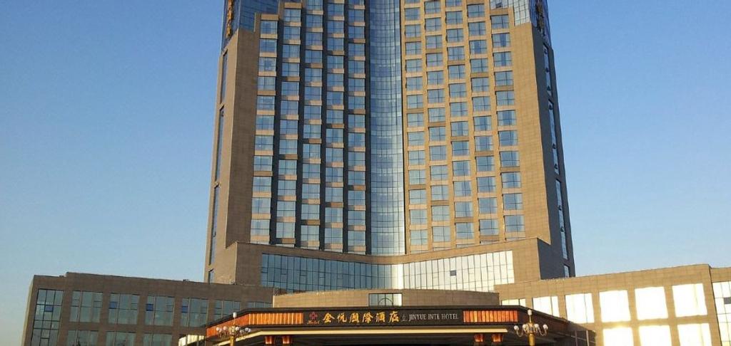 Jinyue International Hotel Jinjiang, Taizhou