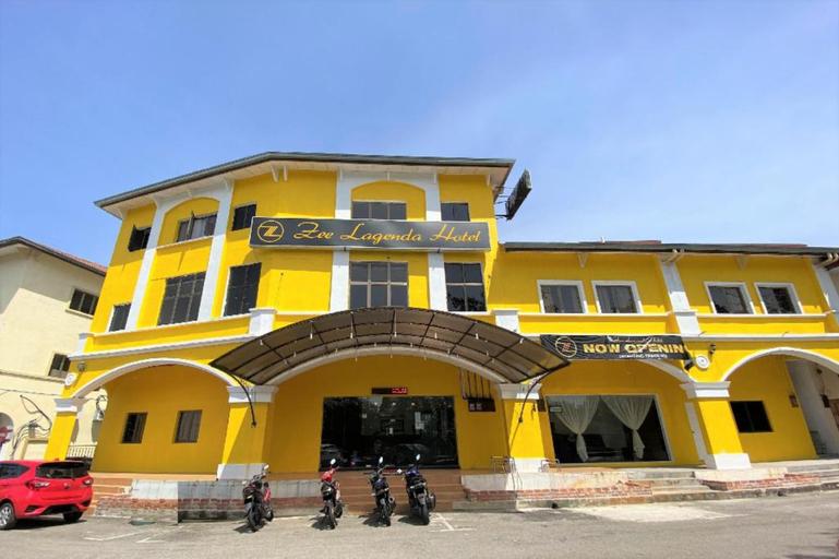OYO 90148 Zee Lagenda Hotel, Kuala Muda