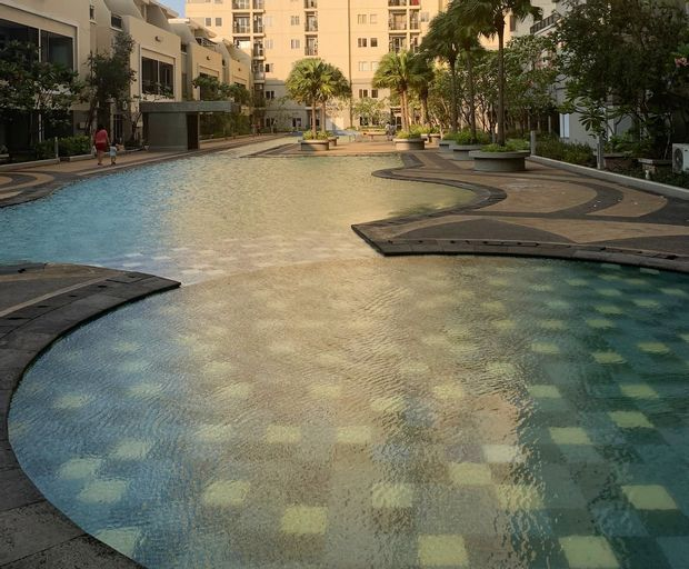 Affordable 1BR Apartment at Maple Park (Min 2 night), North Jakarta
