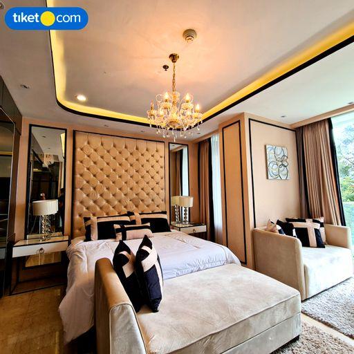 Apartment Art Deco Private Jacuzzi, Bandung