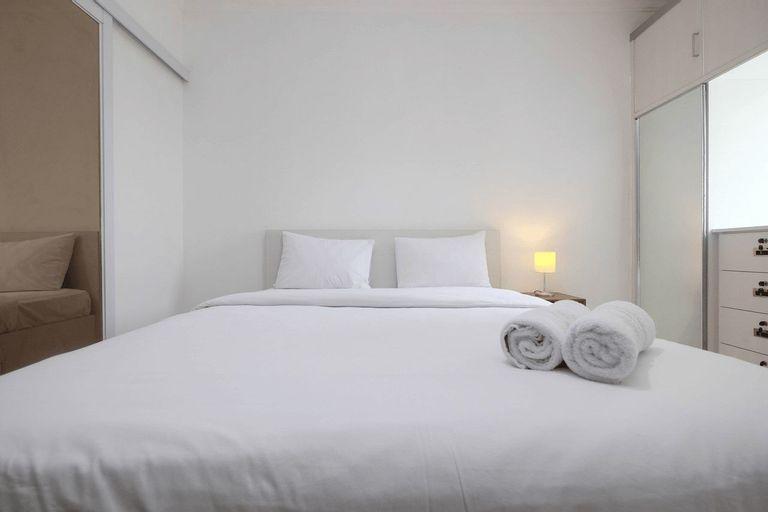 Comfy and Modern Studio Pakubuwono Terrace Apartment By Travelio, Jakarta Selatan