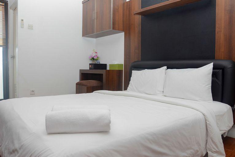 Comfort and Homey Studio Kebagusan City Apartment By Travelio, Jakarta Selatan