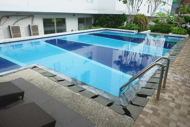 Comfortable 2BR Bassura City Apartment near Bassura Mall By Travelio, Jakarta Timur