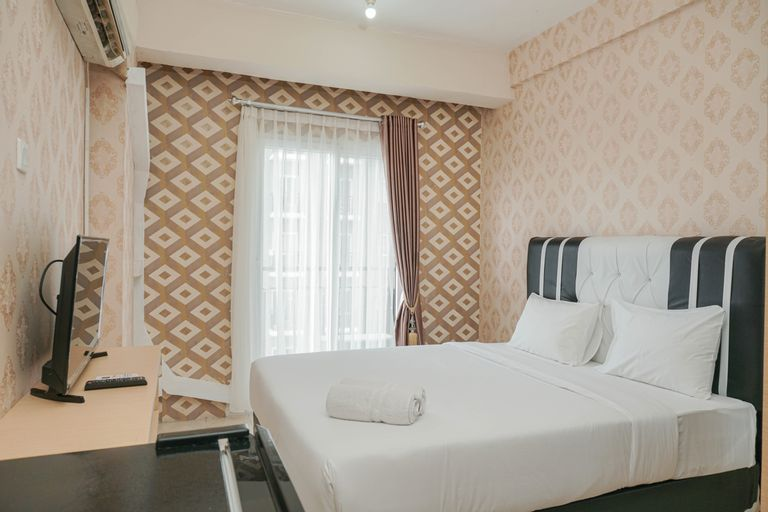 Strategic and Simply Studio Sunter Park View Apartment By Travelio, North Jakarta