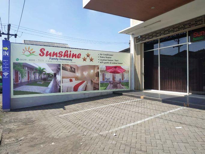 Sunshine Family Homestay near Terminal 1 Juanda Airport, Sidoarjo