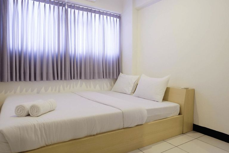 Affordable 2BR at Sentra Timur Apartment By Travelio, Jakarta Timur