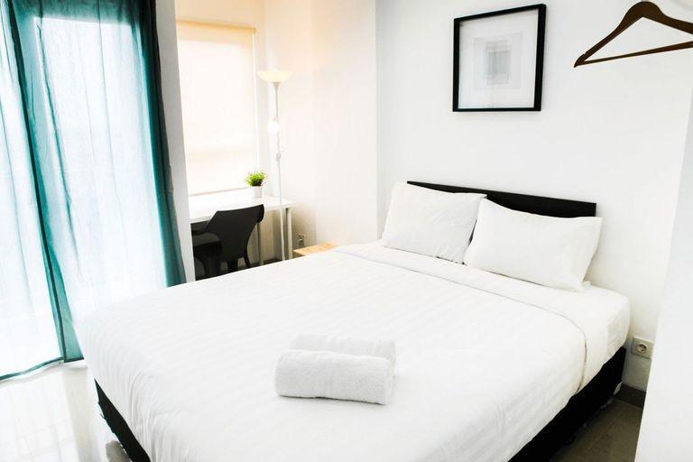 Exclusive Studio Room Poris 88 Apartment By Travelio, Tangerang