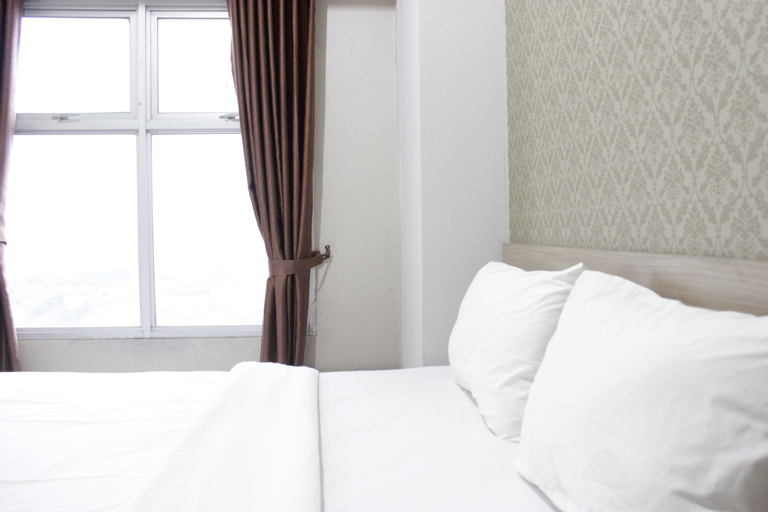 Relaxing & Stylish 1BR Apartment at Newton Residence with Mountain View By Travelio, Bandung