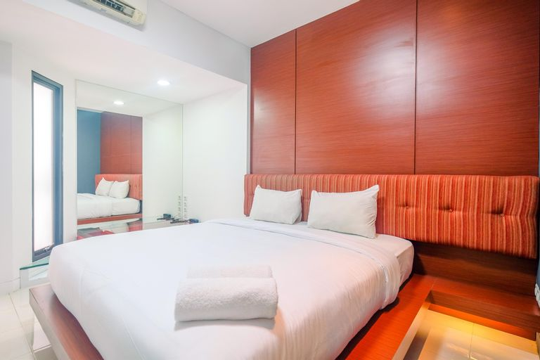 Comfort Studio Tamansari Sudirman Apartment By Travelio, South Jakarta