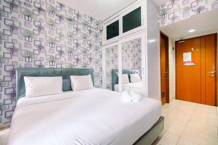 Warm and Cozy @ Studio Margonda Residence 5 Apartment By Travelio, Depok