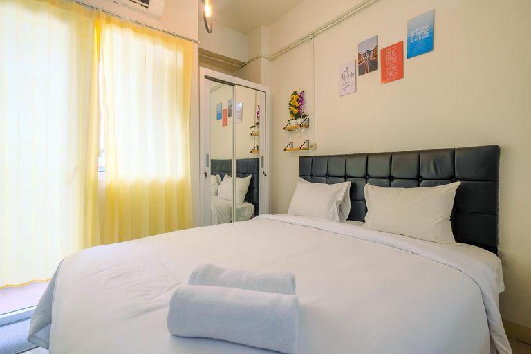 New Room Studio at Green Pramuka Apartment By Travelio, Central Jakarta