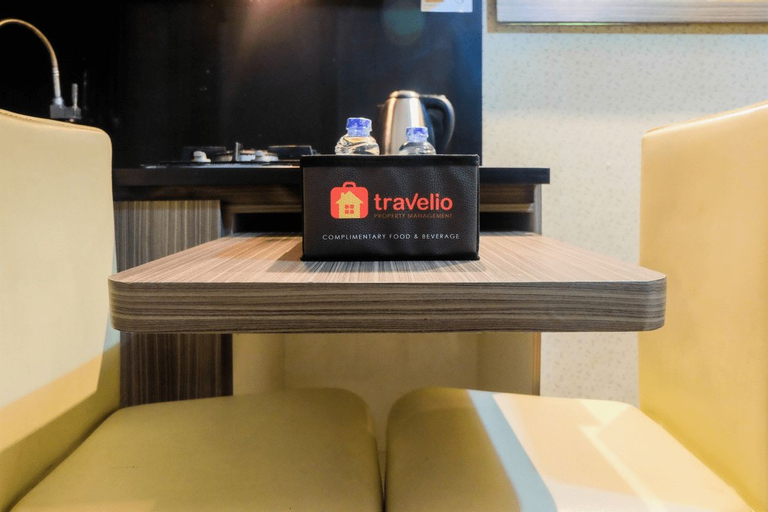 Simply Warm 2BR Green Palace Apartment By Travelio, South Jakarta
