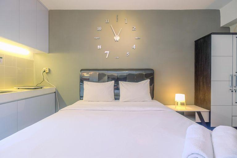 Best and Simply Homey Studio Cinere Resort Apartment By Travelio, Depok