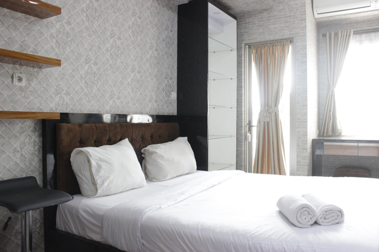 Pleasant Studio Room at Mekarwangi Square Apartment Cibaduyut By Travelio, Bandung