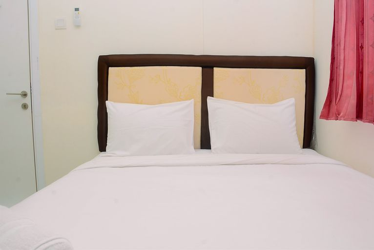 Cozy and Relax @ 2BR Green Pramuka City Apartment By Travelio, Central Jakarta