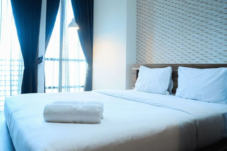 Simply Homey Studio Room at GP Plaza Apartment By Travelio, Central Jakarta