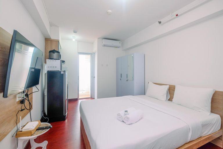 Good Deal Bassura City Studio Apartment By Travelio, East Jakarta