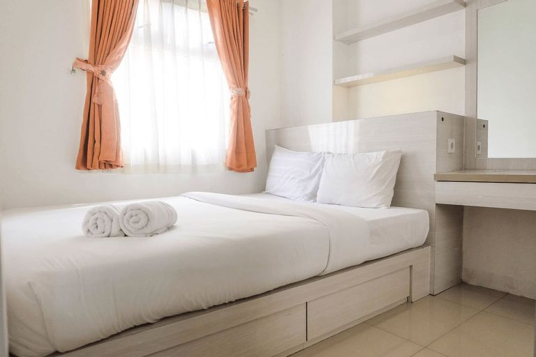 Warm and Cozy 2BR Green Pramuka Apartment near Mall By Travelio, Central Jakarta