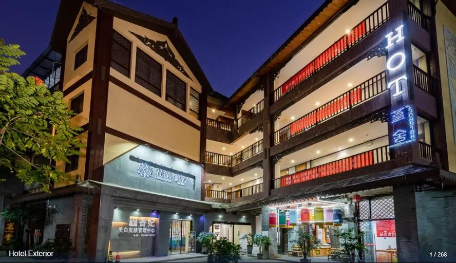 FLORAL HOTELS · JINSHE, Xishuangbanna Dai