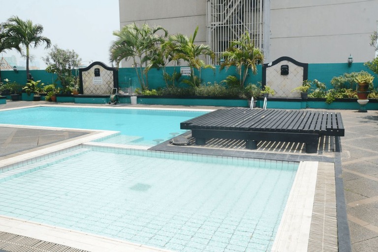 Good Choice 1BR Pangeran Jayakarta Apartment By Travelio, Central Jakarta