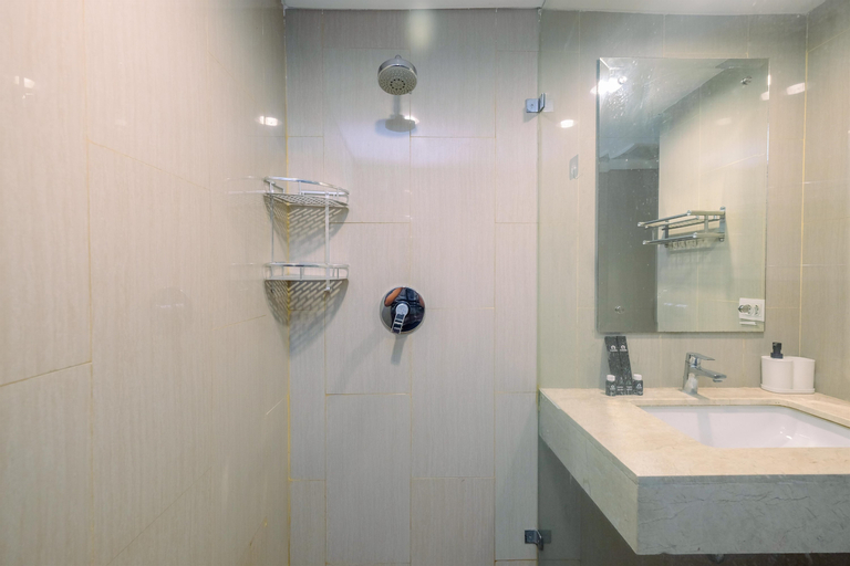 Brand New Studio Apartment at H Residence By Travelio, East Jakarta