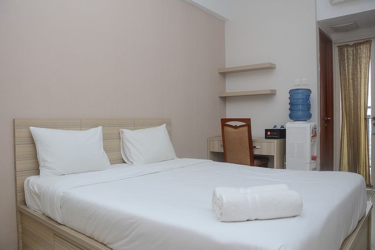 Comfort Studio Apartment Margonda Residence 4 near UI By Travelio, Depok
