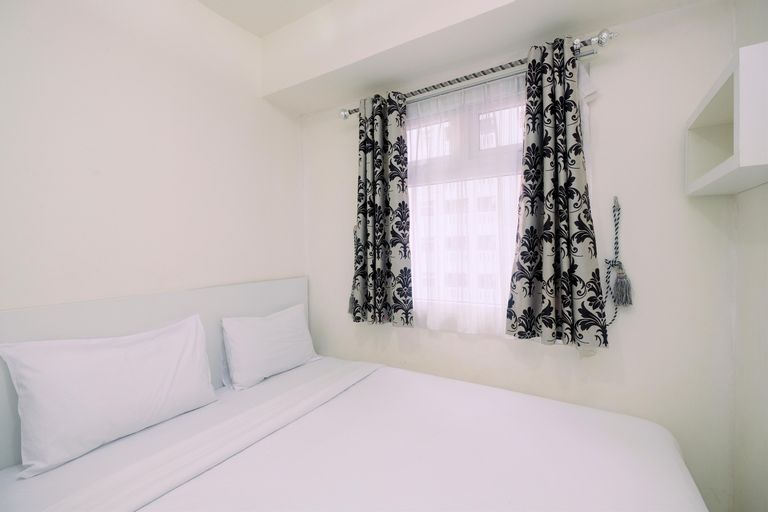Relaxing 2BR at Green Pramuka Apartment By Travelio, Central Jakarta
