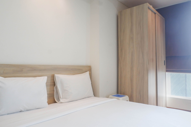 Exclusive Studio Apartment at Grand Sungkono Lagoon By Travelio, Surabaya