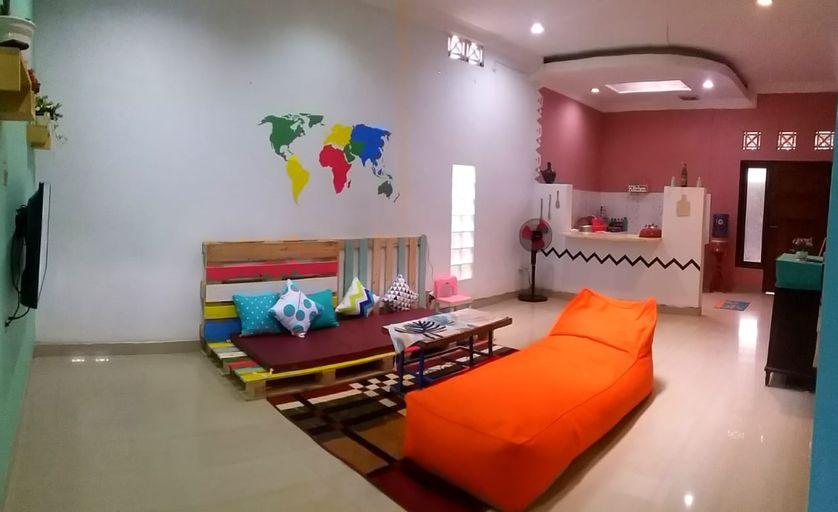 Second Home 2 (2 Bedrooms) near Malioboro, Bantul