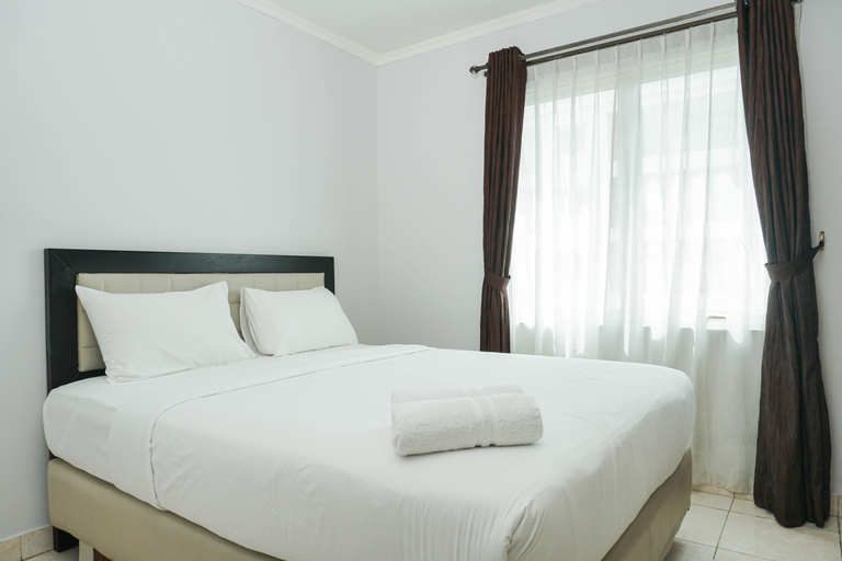 Comfy 2BR Apartment at City Home MOI Kelapa Gading By Travelio, Jakarta Utara