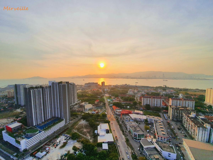 Luminari Service Apartment, Seberang Perai Utara