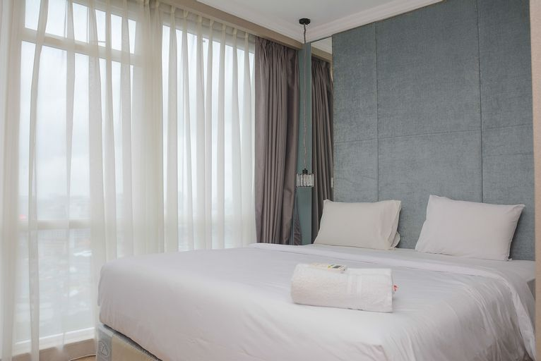 Luxurious 2BR with Private Lift Menteng Park Apartment By Travelio, Central Jakarta