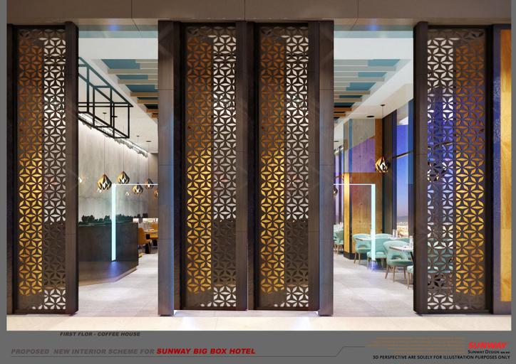 Sunway Hotel Big Box, Johor Bahru