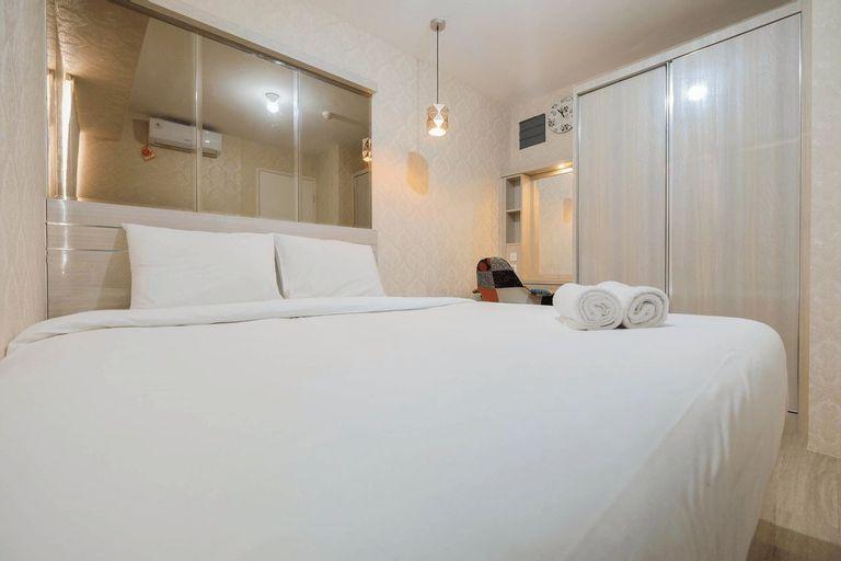 Modern Style 2BR Apartment Bassura City near Shopping Mall By Travelio, East Jakarta