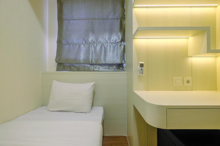 New Furnished and Enjoy 2BR at Meikarta Apartment By Travelio, Cikarang