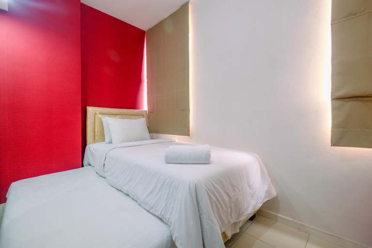Comfort 2BR Apartment at Cervino Village By Travelio, South Jakarta