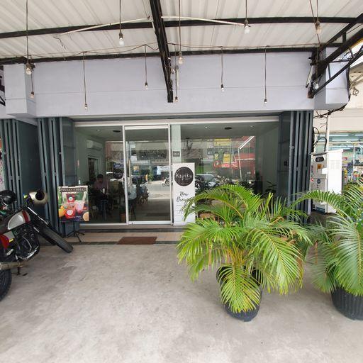 Circle 1, Palembang