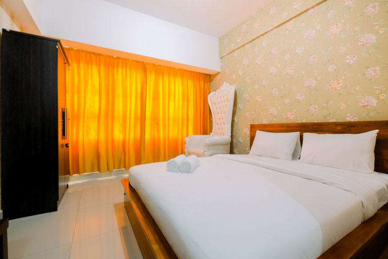 Comfy Studio Apartment at Springlake Summarecon Bekasi By Travelio, Bekasi