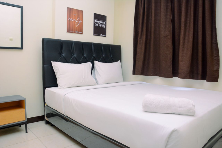 Minimalist and Cozy 2BR Apartment at Casablanca East Residence By Travelio, East Jakarta